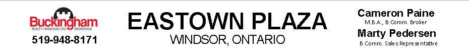 Eastown Plaza Windsor
